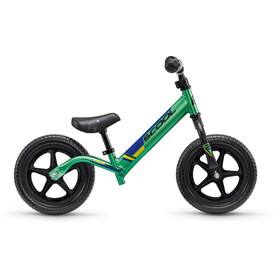 s'cool pedeX race light Kids neongreen/black